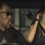 Huge Apple Plugs in Blade: Trinity