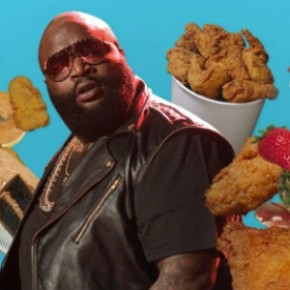 Can You Count All the Brand Names in Rick Ross's Songs?