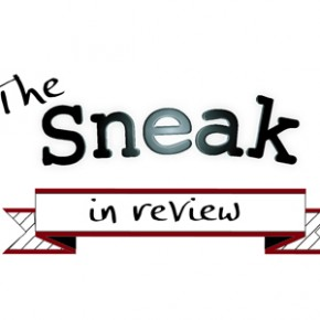The Sneak in Review (Advergaming the Consumer Edition)