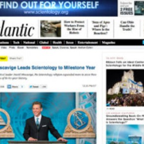 The Atlantic's 'Native Advertising' for Church of Scientology Leads to Branded Discontent