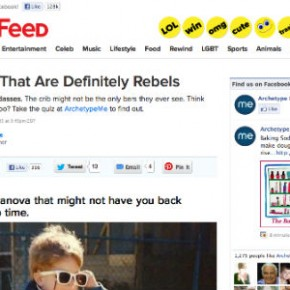 BuzzFeed Makes Branded Content Even Sneakier