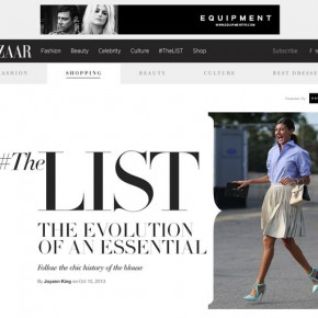 Harper's Puts the Accent on Bazaar for Branded Content