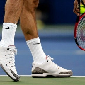 Nike Pimps Out Air(time) Jordan at U.S. Open